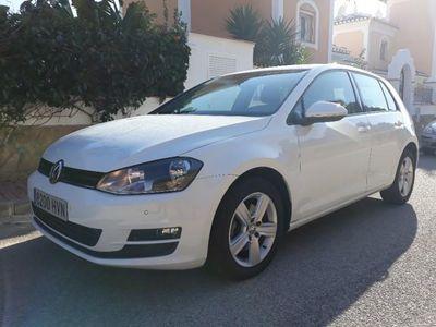 usado VW Golf 1.6 TDI BlueMotion Technology DSG Trendline