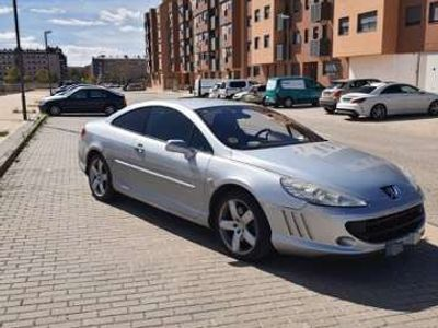 usado Peugeot 407 Coupe 2.7HDI Pack Aut.