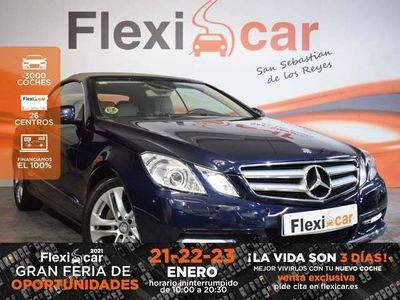 usado Mercedes E220 Cabrio CDI BE Avantgarde