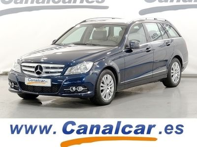 usado Mercedes C220 CDI Blue Effic. Elegance Estate