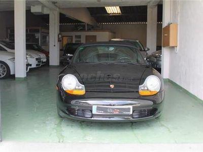 usado Porsche Boxster Confort