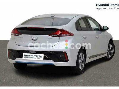 usado Hyundai Ioniq Hev 1.6 Gdi Klass 141 cv en Almeria