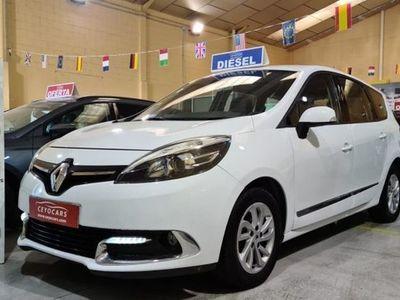 usado Renault Scénic Grand 1.6dCi Energy Dynamique 7pl.