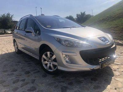 usado Peugeot 308 SW 1.6HDI FAP Premium 112