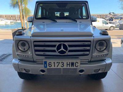 usado Mercedes G500 7G-TRONIC