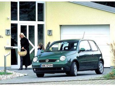 begagnad VW Lupo 1.4 Trendline 100