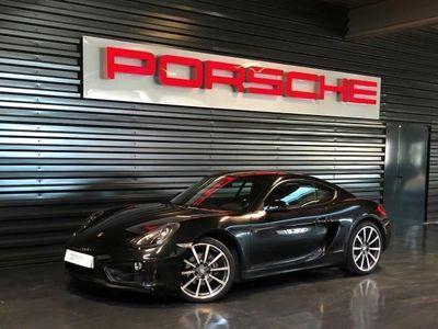 usado Porsche Cayman Black Edition