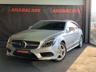 usado Mercedes CLS350 Shooting Brake BT 4M Aut.