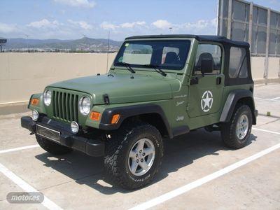 brugt Jeep Wrangler 2.5 Soft Top