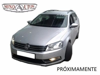 usado VW Passat Variant 2.0 TDI Advance BMT+Navegador+Parktronic