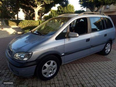 usado Opel Zafira 2.0 Dti 16v Comfort