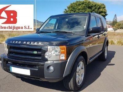 usado Land Rover Discovery 2.7 TDV6 S CommandShift