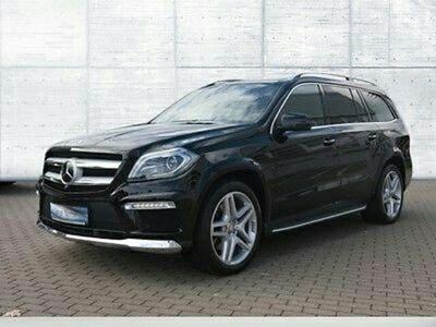 usado Mercedes GL350 BlueTec 4M AMG *Panorámico* 7 PL
