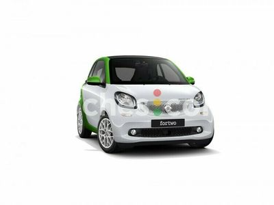 usado Smart ForTwo Electric Drive Coupé Prime 82 cv en Madrid