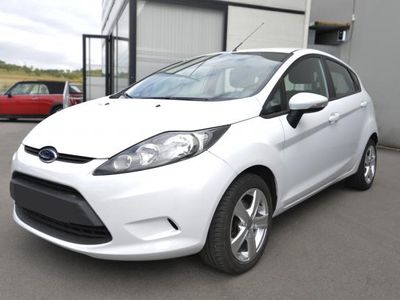 used Ford Fiesta 1.4TDCi Trend