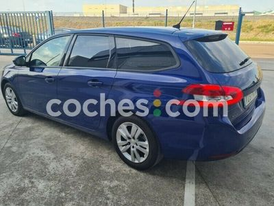 usado Peugeot 308 Sw 1.6bluehdi S&s Style 100 100 cv en Badajoz