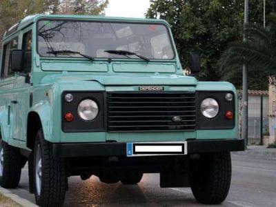 usado Land Rover Defender 90 TDI Techo Duro
