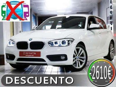 """usado BMW 118 Serie 1 F20 5p. 136CV """"Navegación Business"""""""