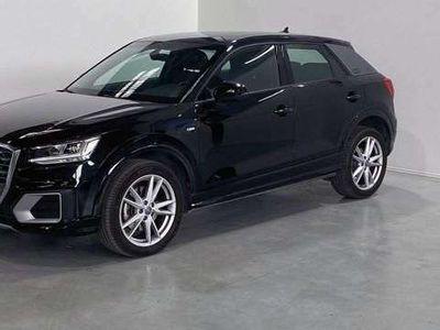 usado Audi Q2 sport edition 1.6 TDI 85 kW (116 CV) S tronic Diésel Negro matriculado el 05/2018