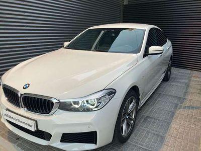 usado BMW 630 Serie 6 dA Gran Turismo