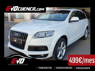 usado Audi Q7 3.0TDI CD Ambiente 245 Tiptronic
