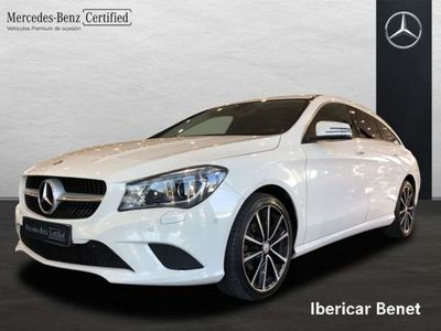 usado Mercedes CLA200 Shooting Brake CLA Shooting Brake CDI Urban
