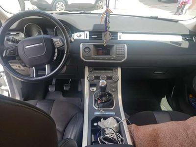 usado Land Rover Range Rover evoque 2.2L TD4 Pure 4x4