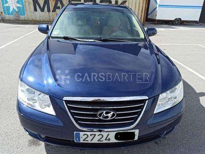 usado Hyundai Sonata Otros 4p