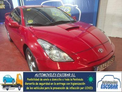 usado Toyota Celica 1.8 VVTLi