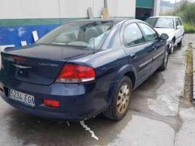 usado Chrysler Sebring Gasolina