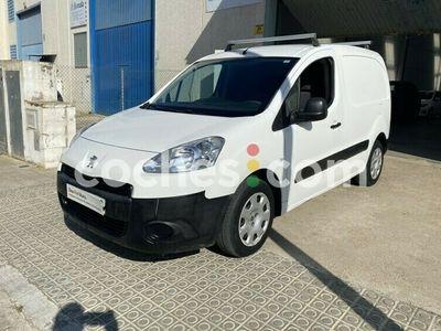 usado Peugeot Partner Furgón 1.6hdi Confort L1 90 90 cv en Barcelona