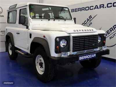 gebraucht Land Rover Defender 90 SW E