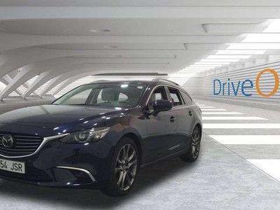usado Mazda 6 W.2.5 Lux.+Prem.B.+Trav.+SR(Navi)