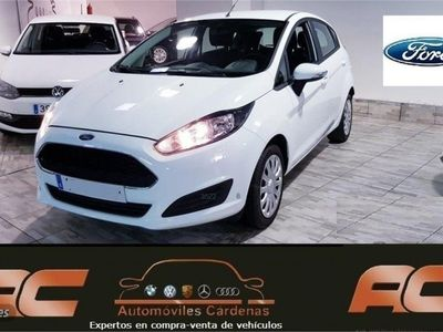 used Ford Fiesta 1.5 TDCi 63kW Trend 5p