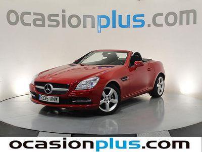 usado Mercedes SLK200 200 (184 CV)