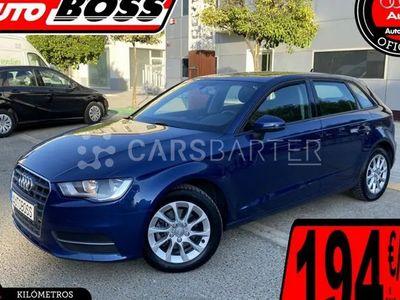 usado Audi A3 Sportback 2.0TDI CD Advanced Q. 150