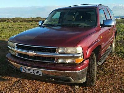 usado Chevrolet Tahoe Berlina 273cv Automático de 5 Puertas