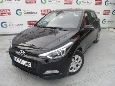 usado Hyundai i20 1.2 Mpi Klass Con Alerta Carril 5p. -16