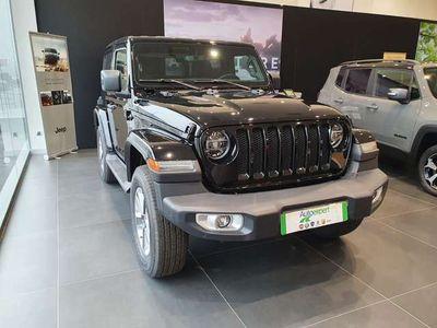 usado Jeep Wrangler 2.2CRD Sahara 8ATX