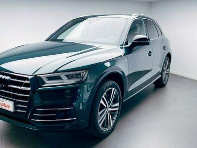 usado Audi Q5 55 TFSIe S line quattro-ultra S tronic