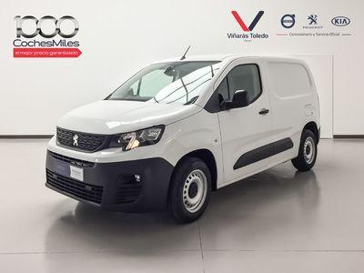 usado Peugeot Partner Furgon PureTech 110 Pro Standard 600kg 81 kW (110 CV)