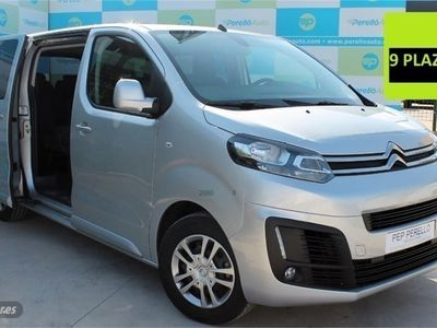 usado Citroën Spacetourer Talla XL BlueHDi 85KW 115CV Business
