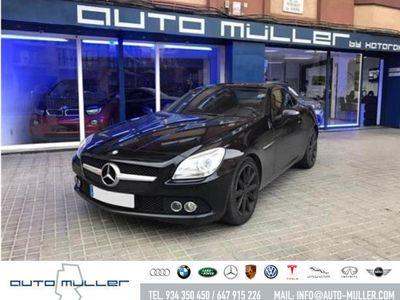 usado Mercedes SLK250 BE 7G Plus