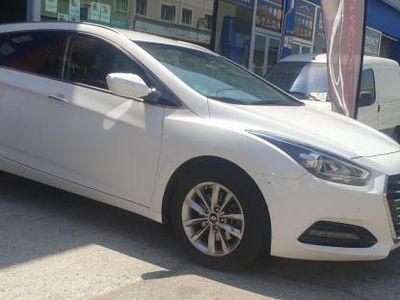 usado Hyundai i40 CW 1.7 CRDi 115cv BlueDrive Tecno