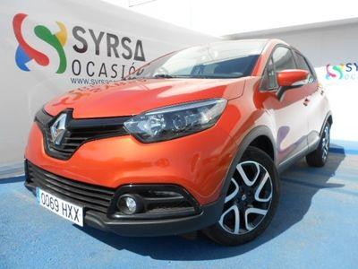 usado Renault Captur 0.9 TCE 90 ENERGY INTENS ECO2 90 5P (ALMERIA)