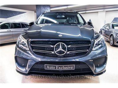 usado Mercedes GLE350 d 4M*AMG*Techo*Airmatic*Distronic*474€