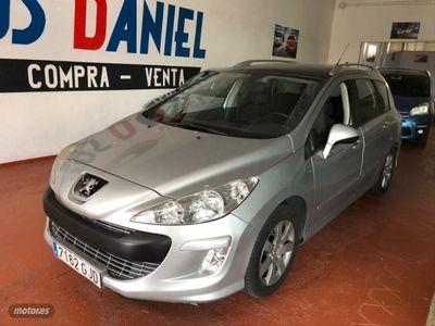 usado Peugeot 308 Premium 2.0 HDI 136 FAP