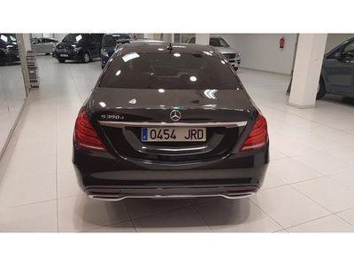 usado Mercedes S350 Clase S350d. PVP 79900€
