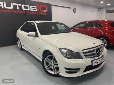 usado Mercedes C250 Clase CCDI Blue Efficiency Avantgarde