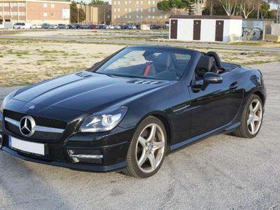 usado Mercedes SLK250 CDI BE AMG Line 7G Plus